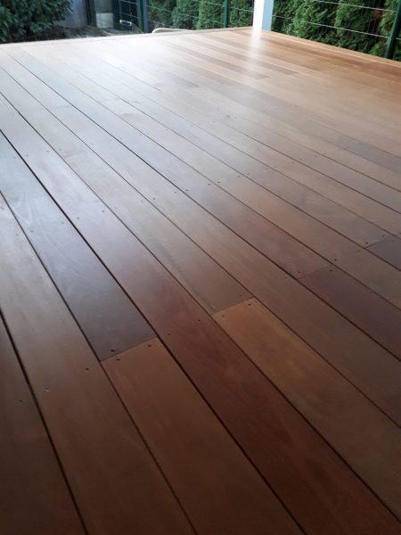fabrication terrasse bois exotique - Seltz Bas-Rhin, Alsace